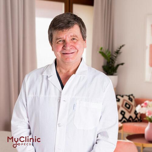 Prof. Dr. Gáti István a MyClinic Pécs neurológusa