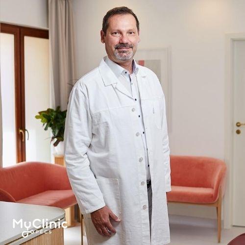 Dr. Rónai Zoltán allergológus, tüdőgyógyász